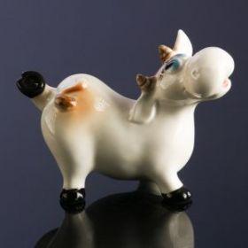 Силиконовая форма «Танцующая корова»