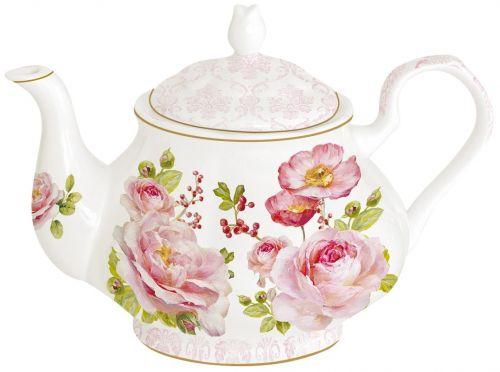 "Чайник заварочный Easy Life ""Дамасская роза"""