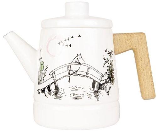 Кофейник эмалированный MUURLA Moomin