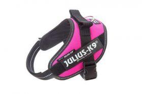 JULIUS-K9 IDC®-Powerharness 1 Шлейка для собак темно-розовый (63-85см/ 23-30кг)