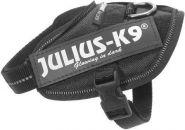 JULIUS-K9 IDC®-Powerharness Baby 2  Шлейка для собак, черный (33-45см / 2-5кг)