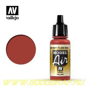 "269.  ""Model Air""  Красный"