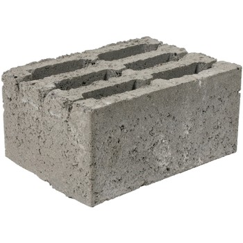 Блок стеновой М-50 390х290х188 мм