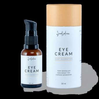 SmoRodina - Крем-флюид для кожи вокруг глаз глубокое увлажнение  «Deep Hydration»