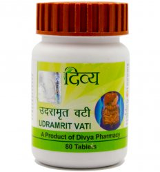 Удрамрит Вати (Udramrit Vati) Divya, 80 таб.