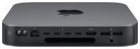 Настольный компьютер Apple Mac Mini (MRTR2RU/A) Slim-Desktop/Intel Core i3-8100/8 ГБ/128 ГБ SSD/Intel UHD Graphics 630/OS X