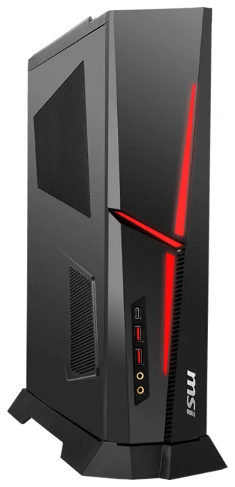 Игровой компьютер MSI Trident A 8SD-079RU (9S6-B92611-079) Mini-Tower/Intel Core i7-8700/16 ГБ/256 ГБ SSD+1 ТБ HDD/NVIDIA GeForce RTX 2070/Windows 10 Home