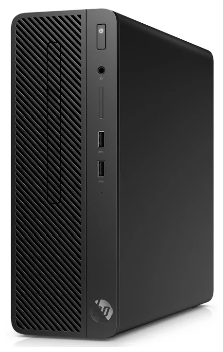 Настольный компьютер HP 290 G1 SFF (3ZE02EA) Intel Core i3-8100/4 ГБ/500 ГБ HDD/Intel UHD Graphics 630/DOS