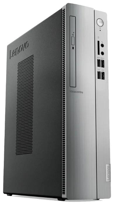 Настольный компьютер Lenovo IdeaCentre 310S-08ASR (90G9007LRS) Mini-Tower/AMD A4-9125/4 ГБ/1 ТБ HDD/AMD Radeon R3/DOS