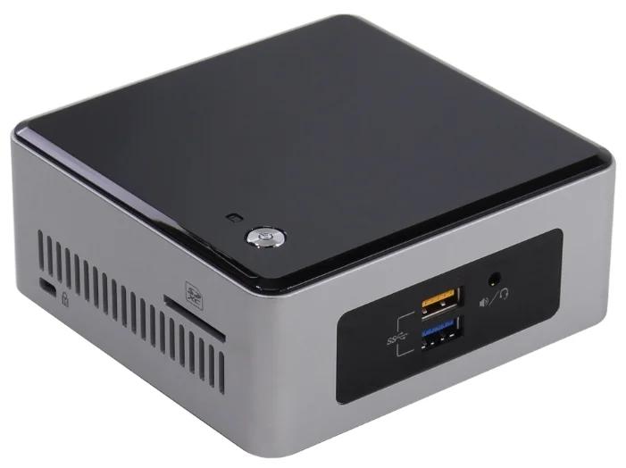 Платформа Intel NUC Kit (NUC5CPYH) Intel Celeron N3050/ОС не установлена