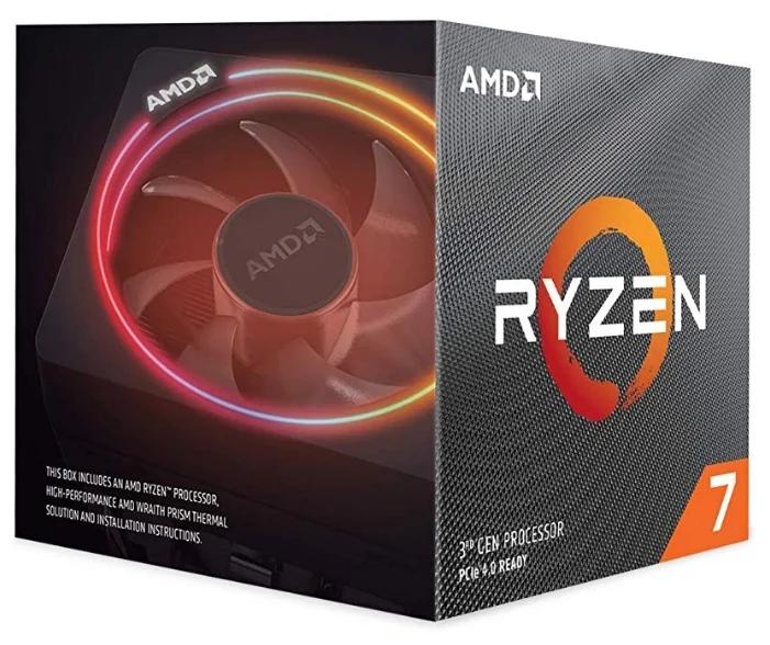 Процессор AMD Ryzen 7 3800Xм