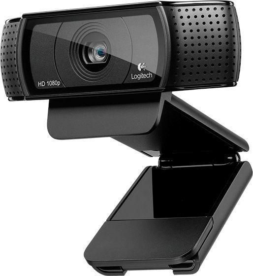Веб-камера Logitech HD Pro Webcam C920В