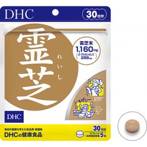 DHC гриб Рейши на 30 дней