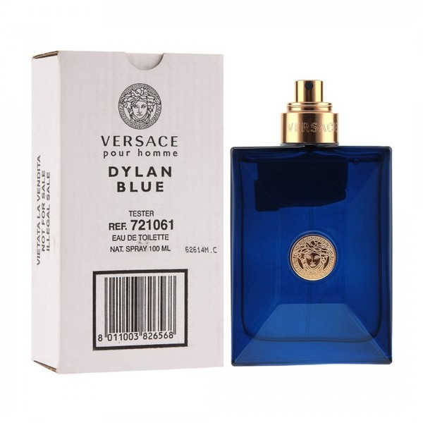 Тестер Versace Pour Homme Dylan Blue 100 мл