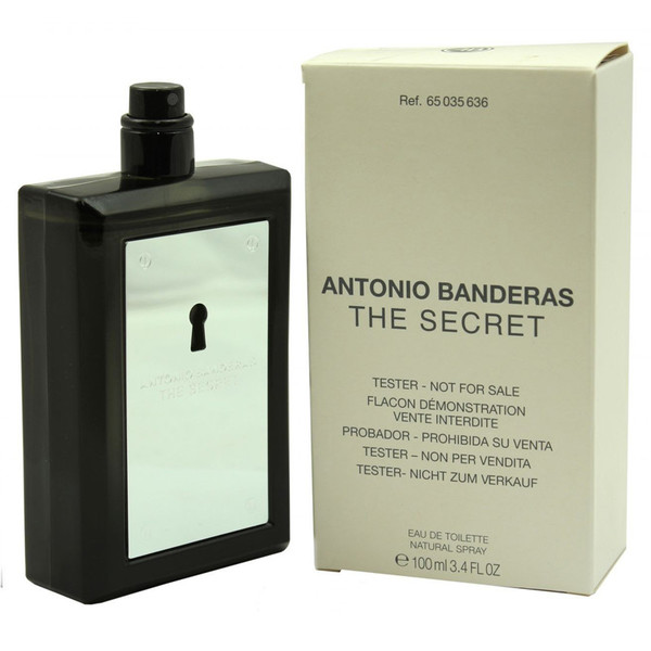Тестер Antonio Banderas The Secret For Men 100 мл