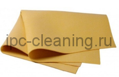 Микрофибра (car wash non woven цвет желтый 190 гр м)