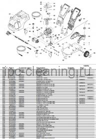 MFVR 21309 Фланец COUNTERFLANGE MEC 90-100-112
