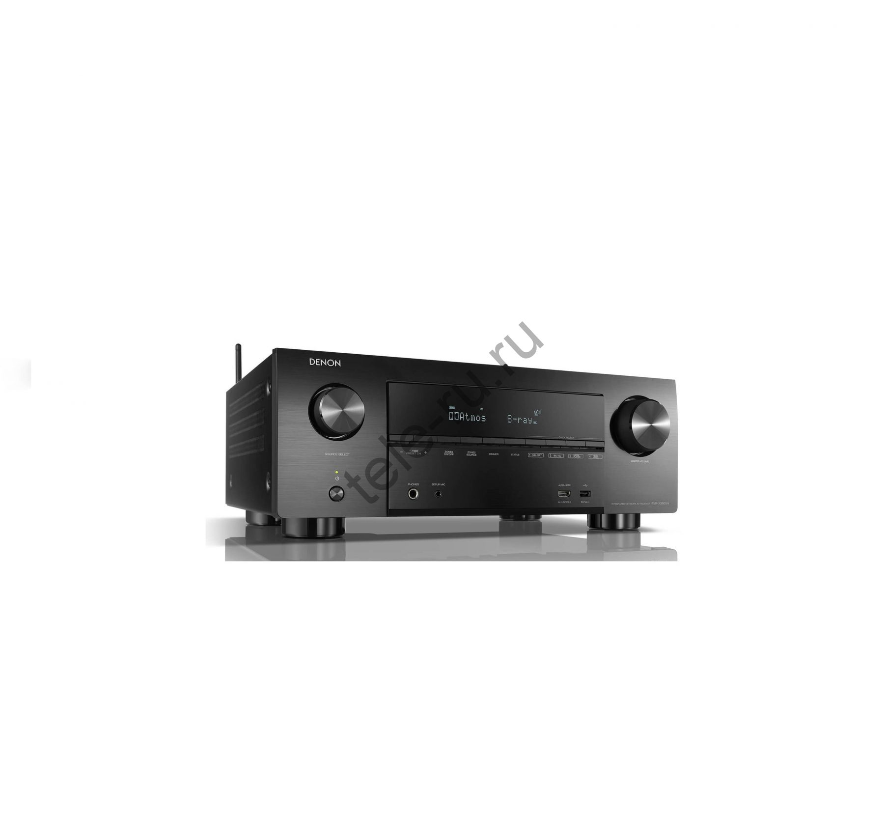 AV Ресиверы DENON AVR-X3600H