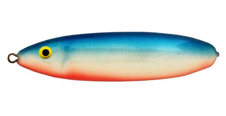 Блесна Rapala Minnow Spoon RMS BSR незацепляйка
