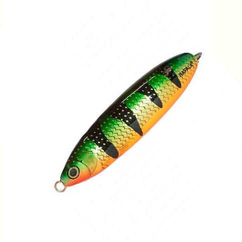 Блесна Rapala Minnow Spoon RMS P незацепляйка