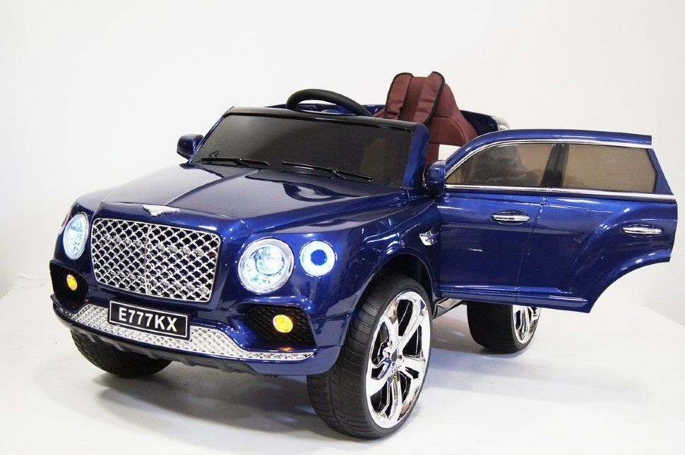 RiverToys Электромобиль BENTLEY E777KX