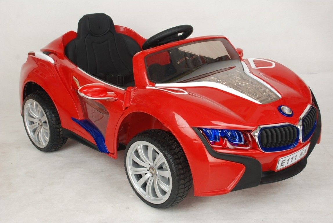 RiverToys Электромобиль BMW I8 E008KX