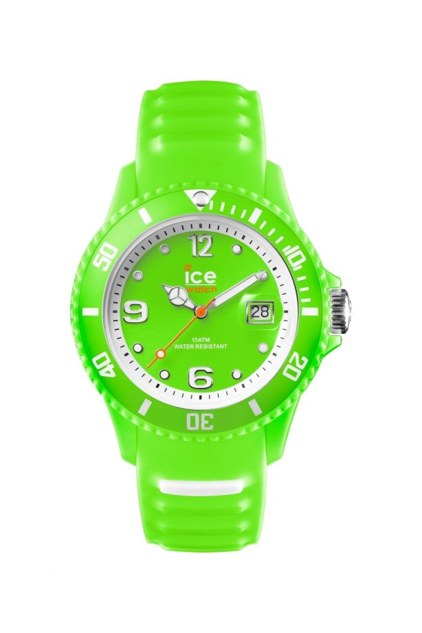 Ice-Sunshine - Neon green