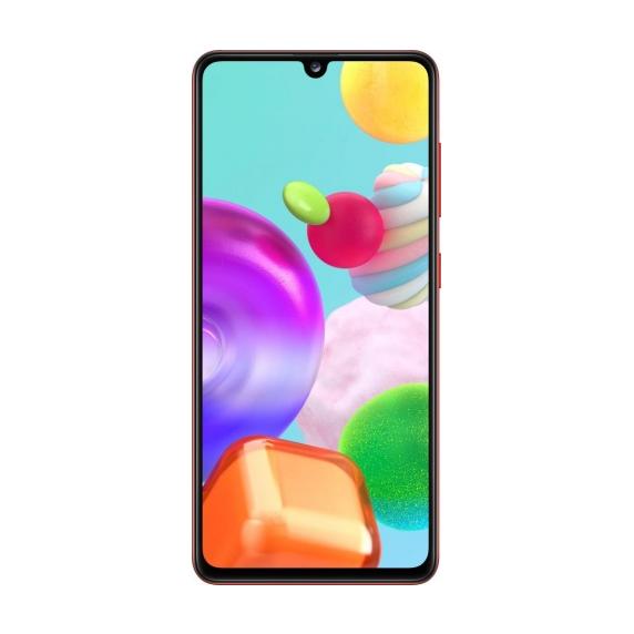 Samsung Galaxy A41 (красный)