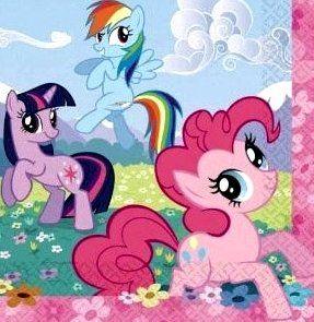 Салфетки My Pony (16 шт)