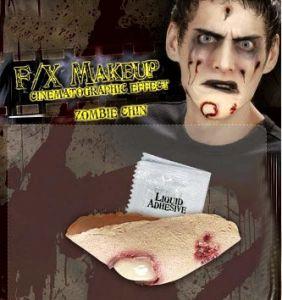 Подбородок зомби (латекс)