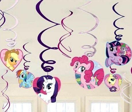 Спиральки My Pony
