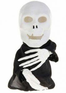 Скелет светящийся говорящий