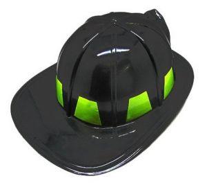 Каска Пожарного черная