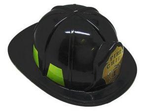 Каска Пожарного красная