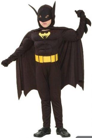 Детский Костюм Бэтмен мускулы