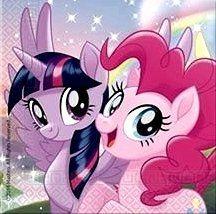 Салфетки My Pony (20 шт)