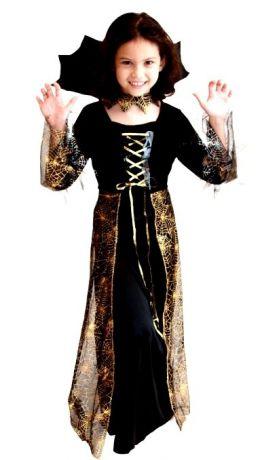 Платье детское Королева Тьмы (S)