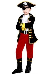 Костюм Пирата с штанами ( L, детский)