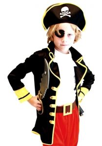 Костюм Пирата с штанами (XL, детский)
