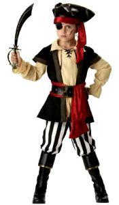 Костюм Пирата без рукавов (M, детский)