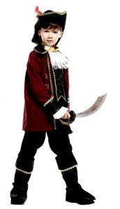 Костюм Пирата с кафтаном (XL, детский)