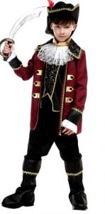Костюм Пирата с кафтаном ( L, детский)