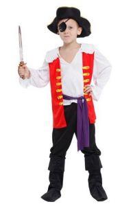 Костюм Пирата жилет ( XL, детский)