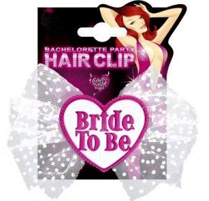 Заколка Bride