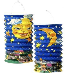 Фонарики Луна и Солнце