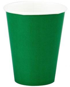 Стакан зелёный