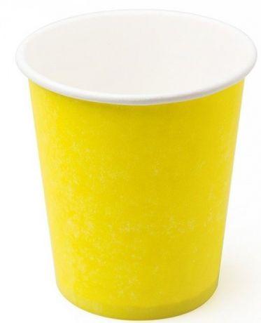 Стакан жёлтый