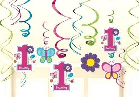 Спиральки День Рождения