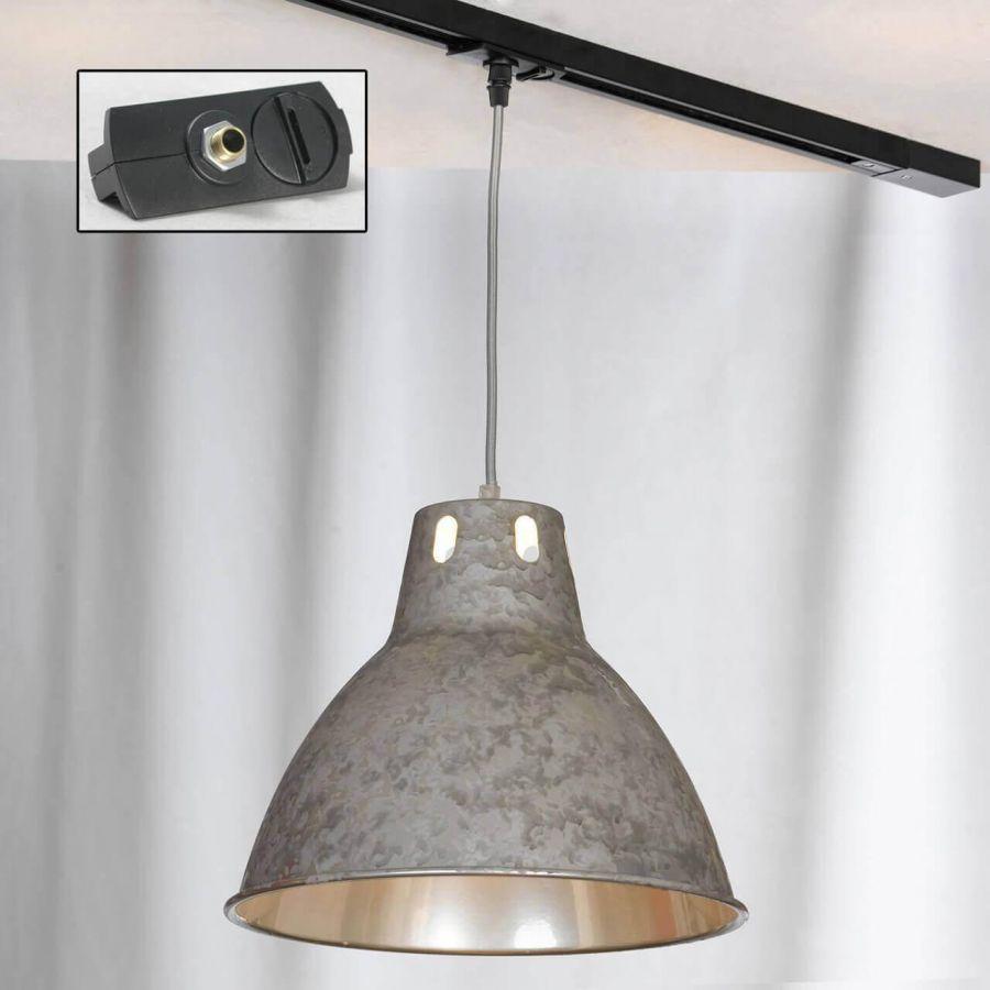 Трековый светильник однофазный Lussole LOFT Track Lights LSP-9503-TAB