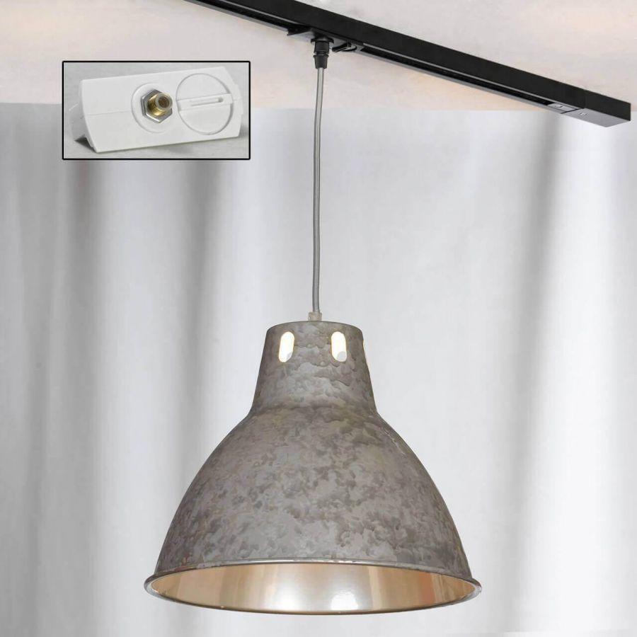 Трековый светильник однофазный Lussole LOFT Track Lights LSP-9503-TAW